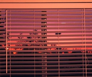 sunset, aesthetic, and pink image