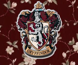 gryffindor, harry potter, and wallpaper image