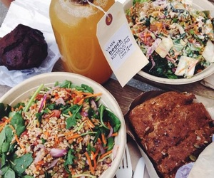 food, healthy, and yummy image