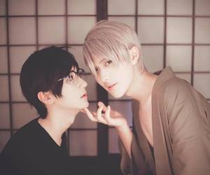cosplay, victor, and yaoi image