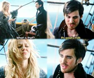 actress, hook, and once upon a time image