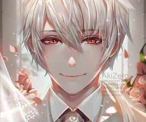 zen, mystic messenger, and anime image