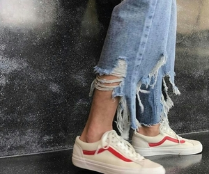 fashion, jeans, and sk8 image