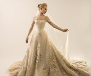 actress, lily james, and cinderella image