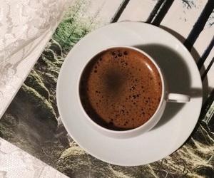 black, coffee, and snapshot image