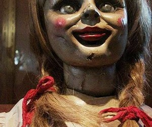 horror, movie, and annabelle image