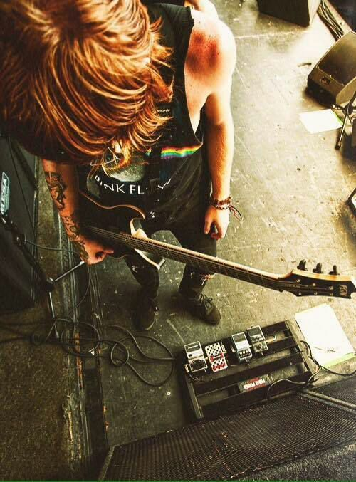 alan ashby, guitar, and of mice & men image