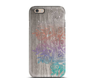 boho, iphone 6 case, and etsy image