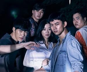 drama, Save Me, and k-drama image