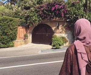 muslima, 💗, and stylé image