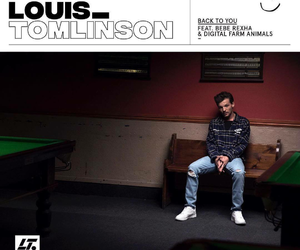 louis tomlinson, back to you, and bebe rexha image