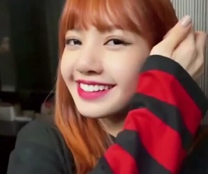 icon, lisa, and blackpink image