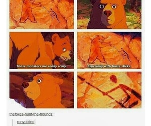 disney and brother bear image