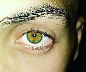 green eyes, algerian boys, and عين خضراء image