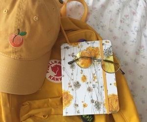 yellow, aesthetic, and indie image