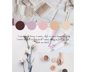 book, inspo, and colors image