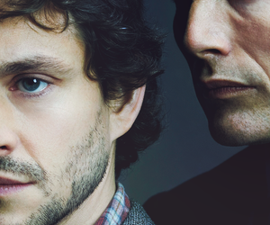 hannibal, hannibal lecter, and will graham image