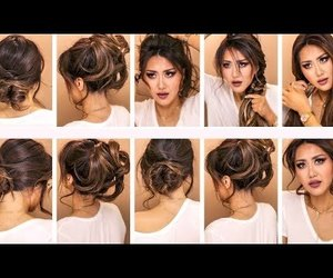 hairstyle, looks, and video image