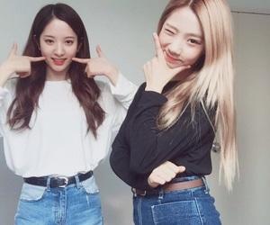 jiyeon, bona, and yeoreum image