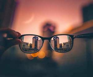 art, article, and glasses image