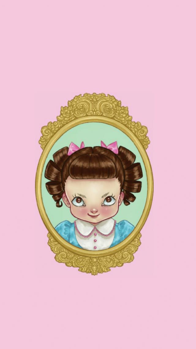 cry baby, melanie martinez, and pink image