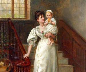 art, paint, and victorian image