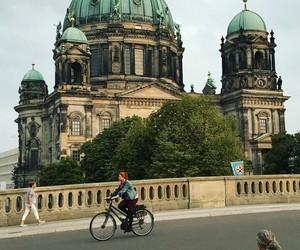 arquitectura, berlin, and bike image