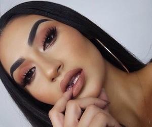 make, makeup, and maquiagem image