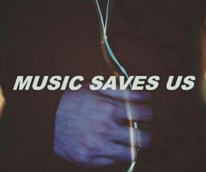 music, quotes, and alternative image