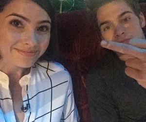 teen wolf, shelley hennig, and dylan sprayberry image