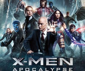 x-men and x-men apocalypse image