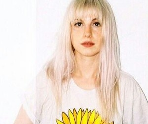 girl, hayley williams, and icon image
