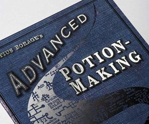 harry potter, ravenclaw, and potion image