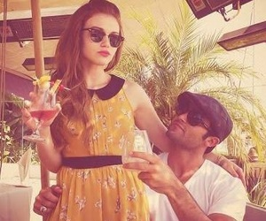 holland roden, teen wolf, and tyler hoechlin image