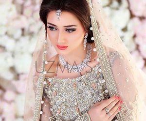 wedding, shaadi, and pakistani bride image