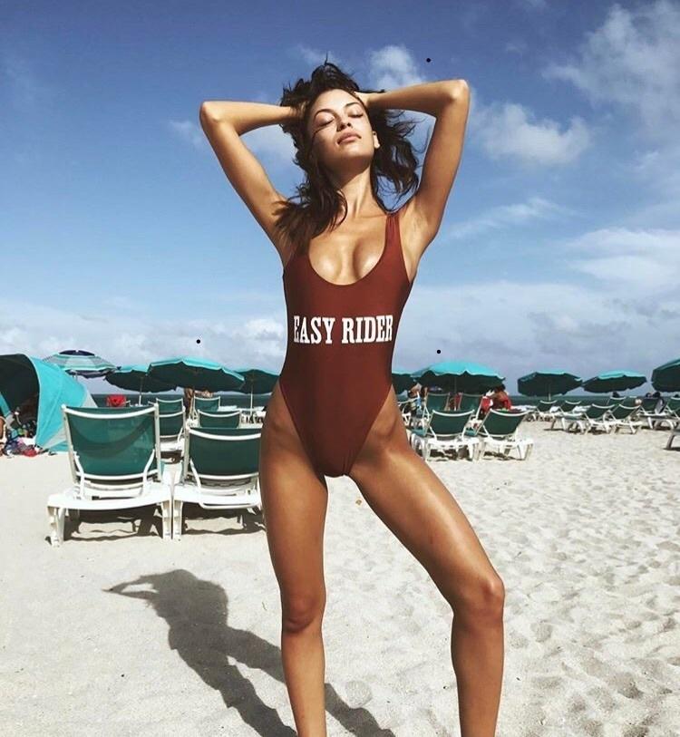 Bikini jodie calussi Ich mache