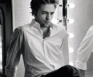 robert pattinson, boy, and Hot image
