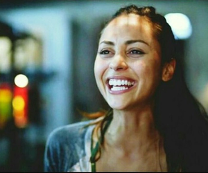 the 100, raven reyes, and lindsey morgan image