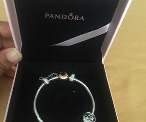 charms, gift, and pandora image