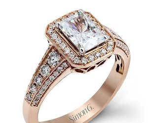 engagement rings and 💍 image
