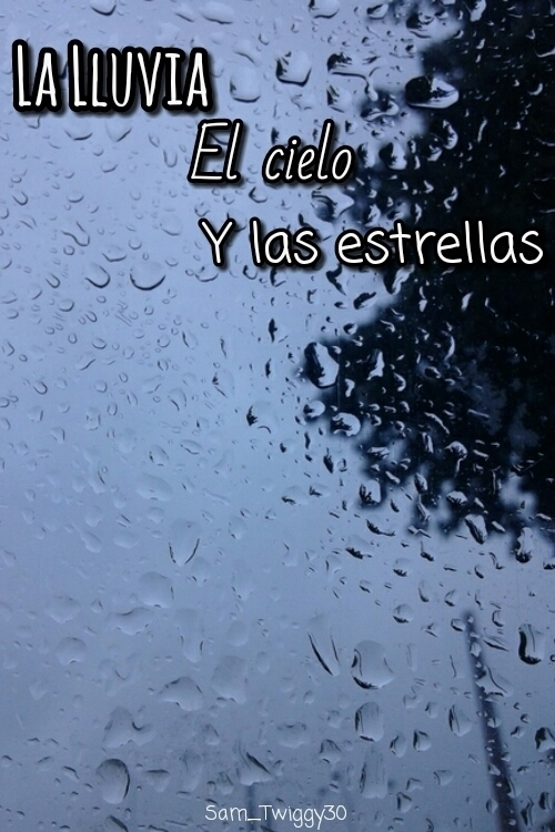 article, rain, and estrellas image