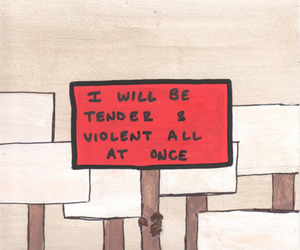 ambivalence, quote, and art image