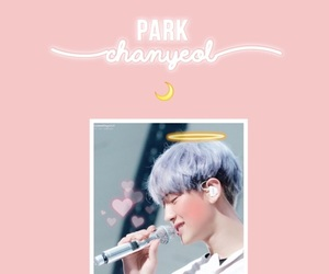 exo, boy group, and park chanyeol image
