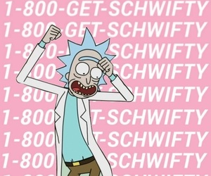 wallpaper, rick and morty, and rick image