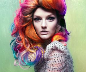 capitol, colour, and hair image