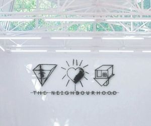 music, wallpaper, and the neighbourhood image