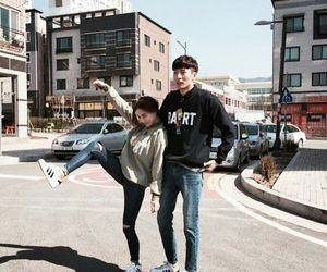 couple, love, and korean image