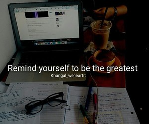 motivation, quote, and school image