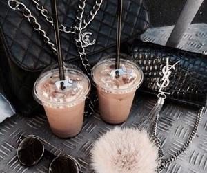 coffee, bag, and drink image