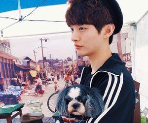 yoon jisung and wanna one image